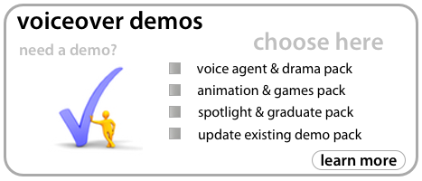 demos home page